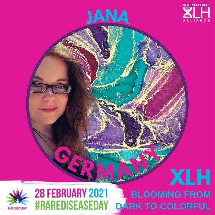 Jana ist 35 Jahre alt und lebt in Deutschland. Es hat lange gedauert, bis man bei ihr verstanden hat, was ihre Krankheit ist, was sie bedeutet und wie genau ihr geholfen werden kann.